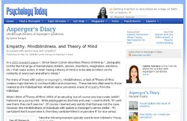 http://www.psychologytoday.com/blog/aspergers-diary/200805/empathy-mindblindness-and-theory-mind