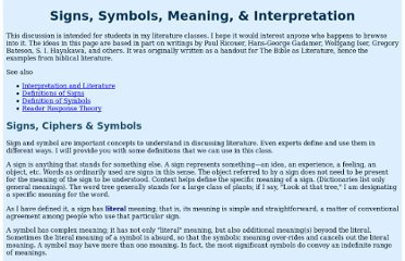 http://web.mst.edu/~gdoty/classes/concepts-practices/symbolism.html