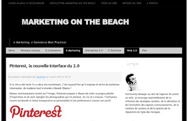 http://www.marketingonthebeach.com/pinterest-la-nouvelle-interface-du-2-0/