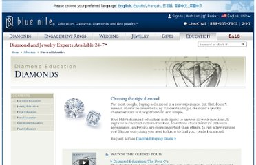 http://www.bluenile.com/diamonds/diamond-education