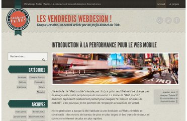 http://wdfriday.com/blog/2012/04/introduction-a-la-performance-pour-le-web-mobile/