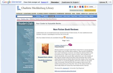 http://www.cmlibrary.org/readers_club/category.asp?cat=2