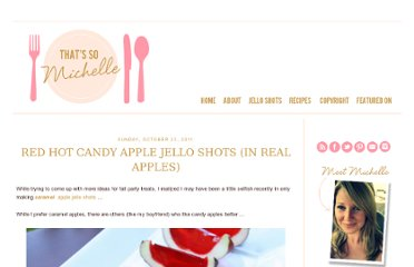 http://www.thatssomichelle.com/2011/10/red-hot-candy-apple-jello-shots-in-real.html