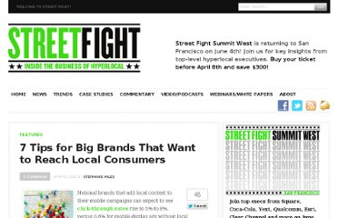 http://streetfightmag.com/2012/04/04/7-tips-for-big-brands-going-local/