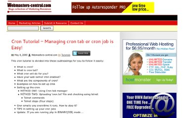 http://www.webmasters-central.com/article-blog/tutorials/cron-tutorial-managing-cron-tab-or-cron-job-is-easy/