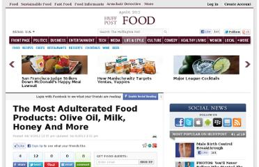 http://www.huffingtonpost.com/2012/04/06/food-fraud-adulterated-ingredients_n_1408199.html