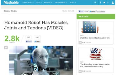 http://mashable.com/2012/04/06/eccerobot-robot-with-human-skeleton/