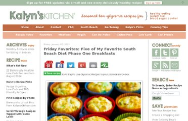 http://www.kalynskitchen.com/2011/01/friday-favorites-five-of-my-favorite.html