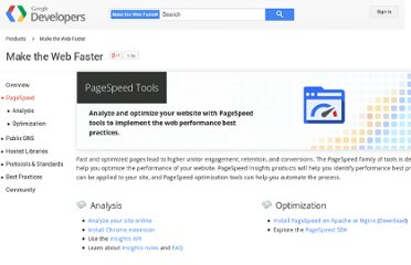 https://developers.google.com/speed/tools