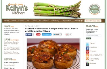 http://www.kalynskitchen.com/2007/07/stuffed-mushrooms-recipe-with-feta.html