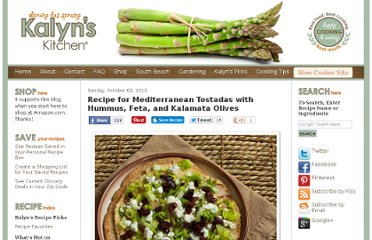 http://www.kalynskitchen.com/2011/10/recipe-for-mediterranean-tostada-with.html