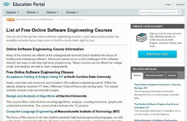 http://education-portal.com/articles/List_of_Free_Online_Software_Engineering_Courses.html