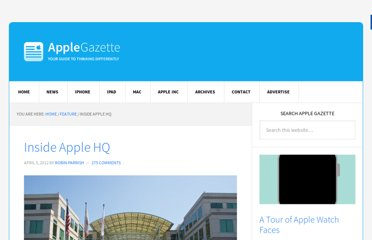http://www.applegazette.com/feature/inside-apple-hq/