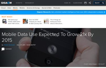http://paidcontent.org/2011/12/27/419-mobile-data-use-expected-to-grow-21x-by-2015/