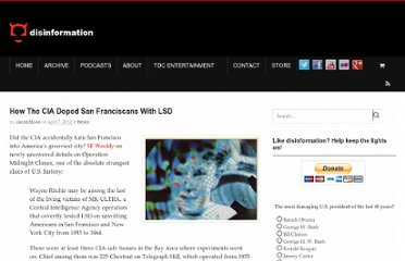 http://www.disinfo.com/2012/04/how-the-cia-doped-san-franciscans-with-lsd/