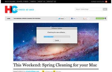 http://www.hackcollege.com/blog/2012/04/06/this-weekend-spring-cleaning-for-your-mac.html