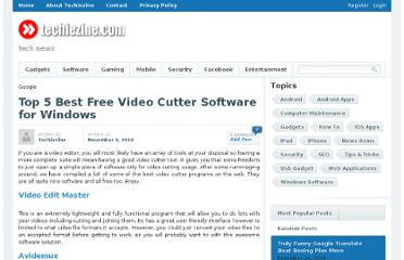 http://techiezine.net/windows-video-cutter-software/
