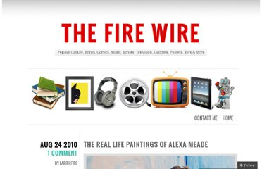 http://firewireblog.com/2010/08/24/the-real-life-paintings-of-alexa-meade/