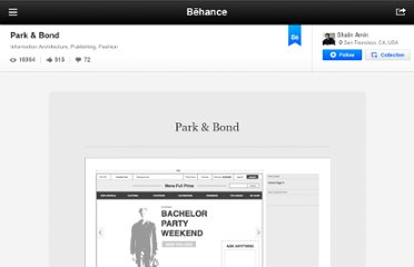 http://www.behance.net/gallery/Park-Bond/2181403