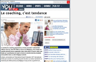 http://www.7sur7.be/7s7/fr/1521/Carriere/article/detail/1420122/2012/04/07/Le-coaching-c-est-tendance.dhtml