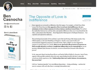 http://casnocha.com/2011/02/the-opposite-of-love-is-indifference.html