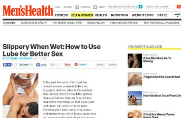 http://blogs.menshealth.com/sex-professor/how-to-use-lube/2010/05/11/