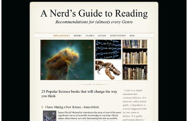 http://nerdsguidetoreading.com/Nerds_Guide_to_Reading/Popular_Science.html