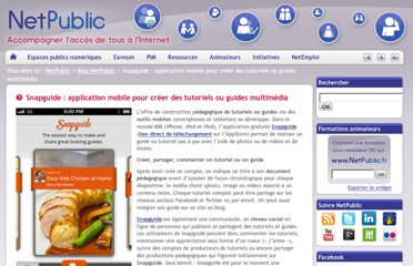 http://www.netpublic.fr/2012/04/snapguide-application-mobile-pour-creer-des-tutoriels-ou-guides-multimedia/