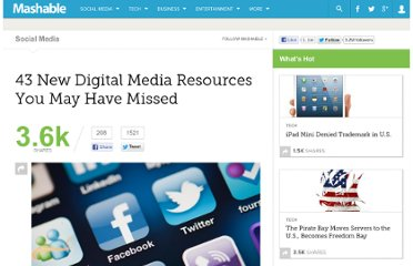 http://mashable.com/2012/04/07/digital-media-resources-4-7/