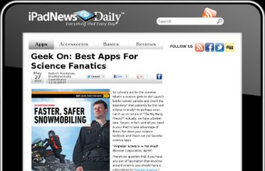 http://www.ipadnewsdaily.com/100-geek-on-best-apps-for-science-fanatics.html