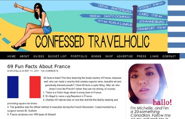 http://confessedtravelholic.com/2011/05/69-fun-facts-about-france-2.html