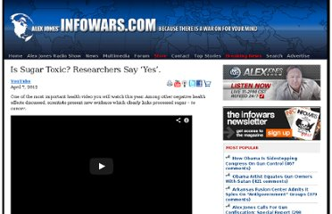 http://www.infowars.com/is-sugar-toxic-researchers-say-yes/