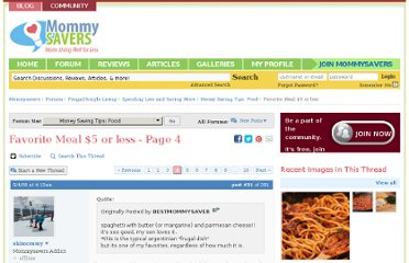 http://www.mommysavers.com/c/t/73996/favorite-meal-5-or-less/30