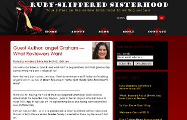 http://www.rubyslipperedsisterhood.com/guest-author-d-l-graham/