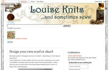 http://luisafelice.blogspot.com/2011/05/design-your-own-scarf-or-shawl.html