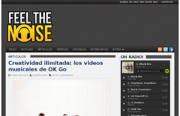 http://feelthenoisemag.com/2012/04/ok-go-videos/