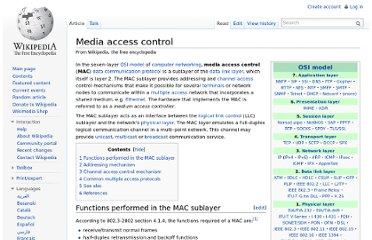 http://en.wikipedia.org/wiki/Media_access_control