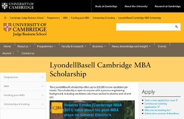 http://www.jbs.cam.ac.uk/mba/finance/scholarships/lyondellbasell.html
