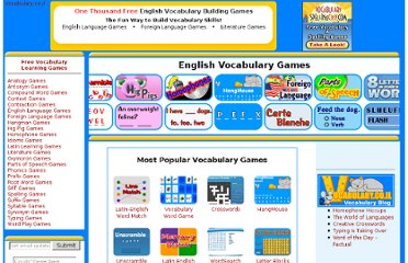 http://www.vocabulary.co.il/learn-english-vocabulary-new/