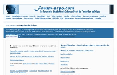 http://forum-scpo.com/encyclopedie-de-liens.htm