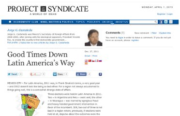 http://www.project-syndicate.org/commentary/good-times-down-latin-america-s-way