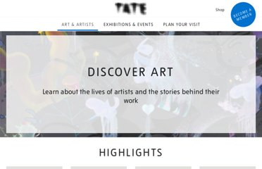 http://www.tate.org.uk/art