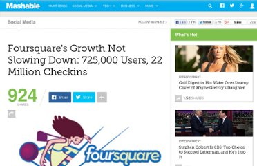 http://mashable.com/2010/03/29/foursquare-growth-numbers/