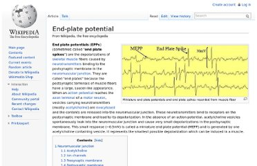 http://en.wikipedia.org/wiki/End-plate_potential#Miniature_End_Plate_Potentials_.28MEPPs.29