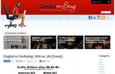 http://www.geeksaresexy.net/2011/09/12/english-is-confusing-usa-vs-uk-comic/