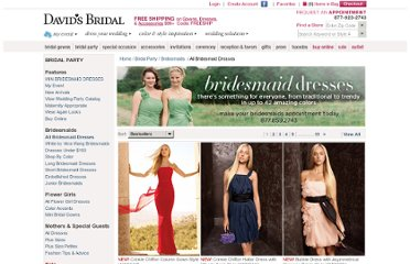 http://www.davidsbridal.com/Browse_Bridal-Party-Bridesmaids-All-Bridesmaid-Dresses