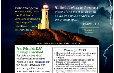 http://www.psalm91song.com/lyrics.php
