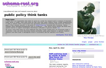 http://schema-root.org/people/political/think_tank/
