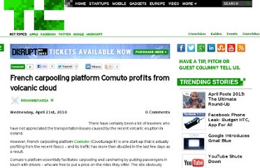 http://techcrunch.com/2010/04/21/french-carpooling-platform-comuto-profits-from-volcanic-cloud/