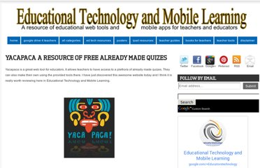http://www.educatorstechnology.com/2012/02/yacapaca-resource-of-free-already-made.html